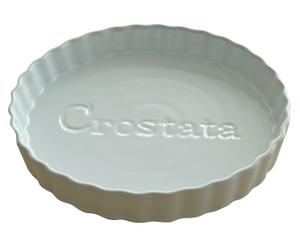 Ronde taartvorm White, diameter 24 cm