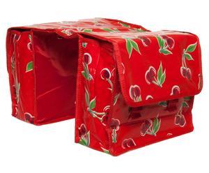 Fietstassen Cerezas rood