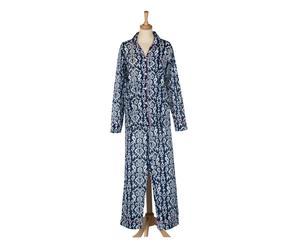 Pyjama-set Ikat, 2 delig, maat S