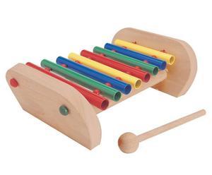 Xylofoon Rainbow, L 28 cm