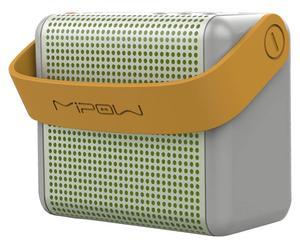 Bluetooth speaker Boomax, groen zilver
