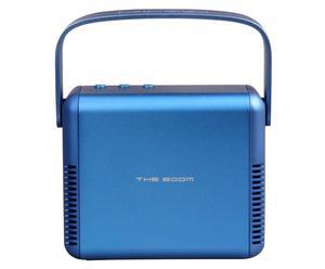 Bluetooth speaker Boomax, lichtblauw