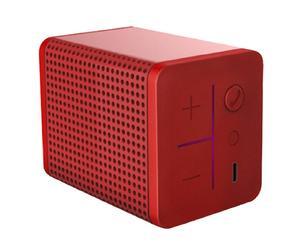Bluetooth speaker Boomin, rood