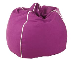Zitzak Easy, lila, diameter 70 cm