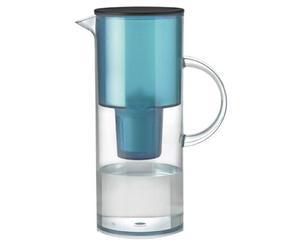 Waterfilterkan Em, aquablauw, 2 l