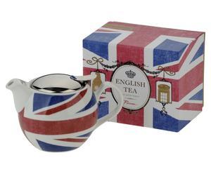 Porseleinen theepot English Tea met Deksel, 0,5 l