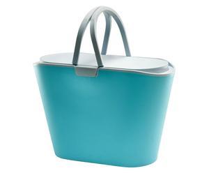 Koelbox Bag, Turquoise, B 42 cm