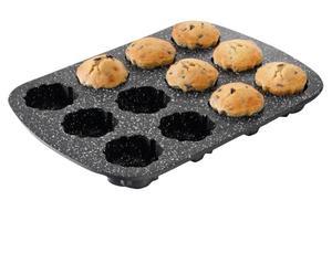 Bakvorm Flower voor 12 Muffins