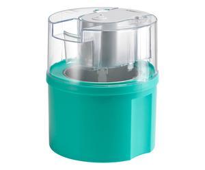 IJsmachine Ice Fixx, turquoise/transparant, H 21 cm
