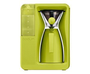 Koffiezetapparaat Bistro, groen, 1.2 l