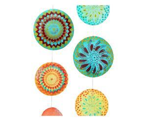 Slinger Gigi Gijs, multicolor, 2-delig, L 180 cm
