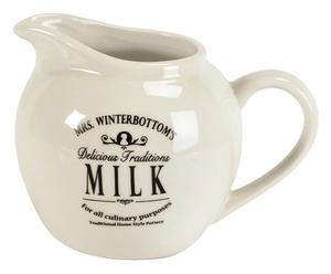 Melkkan Winterbottoms, wit, 400 ml