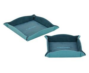 Opberg-set Treasure, 2-delig, groenblauw/donkerblauw