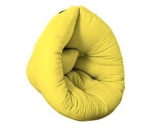 Multifunctionele kinderstoel Cody, geel/groen, B 75 cm