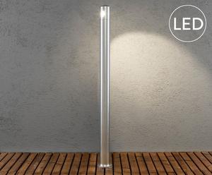 XL-LED-sokkellamp Monza, verstelbaar, H 100 cm
