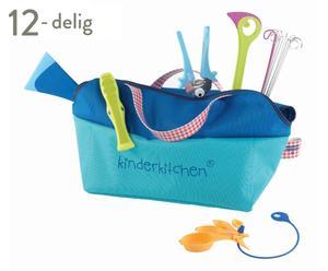 Keukenset voor kinderen Kids, 12 stuks