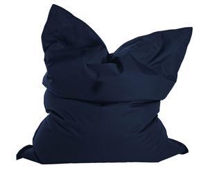Zitzak Brava, donkerblauw, B 125 cm