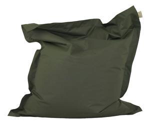 Zitzak Miami I, groengrijs, B 135 cm