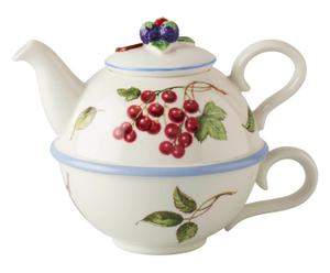 Tea-for-One Cottage Charm, diameter 15 cm