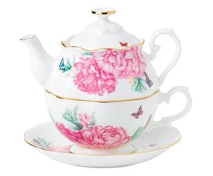 Bone China Tea-for-One Friendship
