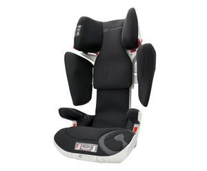 Kinder-autostoeltje Transformer Isofix-T, 3-12 jaar, zwart