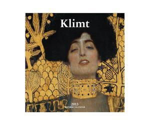 Wandkalender Gustav Klimt, 30 x 30 cm