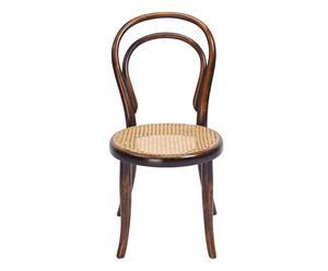 Thonet-Kinderstoel, uit 1900, B 31 cm