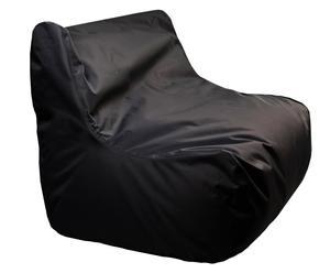 Zitzak Opto, zwart, H 90 cm