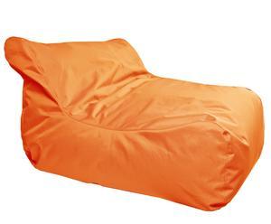 Zitzak Maxi, oranje, H 80 cm