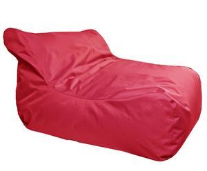 Zitzak Maxi, rood, H 80 cm
