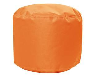 Zitzak Sally, Oranje, Diameter 43 cm