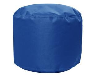 Zitzak Sally, Blauw, Diameter 43 cm