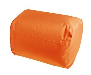 Zitzak Lola, Oranje, H 45 cm