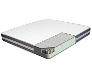 Pocketvering matras Antonio, hardheid zacht, 180 x 200 cm