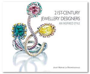 Koffietafelboek Jewellery Designers