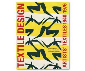 Koffietafelboek Artists Textiles