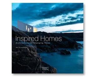 Koffietafelboek Inspired Homes