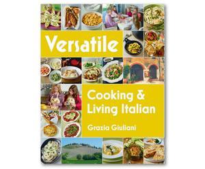 Koffietafelboek Versatile: Cooking and Living Italian