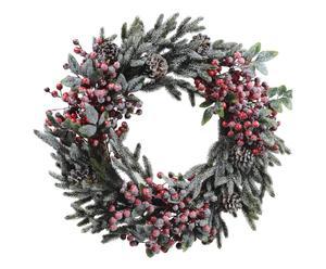 Kerstkrans Holly, diameter 60 cm