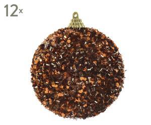 Kerstballen Cecil, 12 stuks, Ø 8 cm