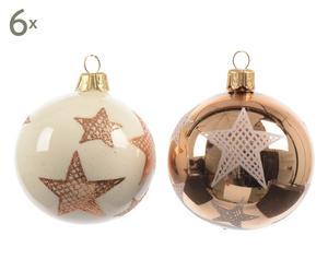 Kerstballenset Jill, 12-delig, Ø 8 cm
