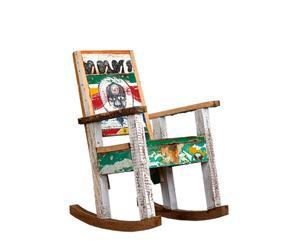 Handgemaakte schommelstoel Balancan