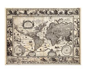 Wereldkaart (1606), van Willen J. Blaeu