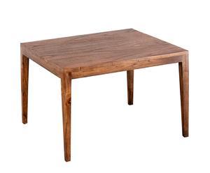 Vierkante salontafel, naturel