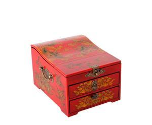 Schatkisten Zhong, 2 stuks