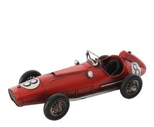 Decoratieve raceauto Carreras, rood, L 27 cm