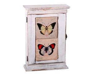 Sleutelkast Madame Butterfly, B 20 cm