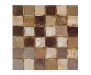 Canvas Kenzo, 100 x 100 cm