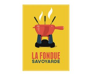 Canvas La Fondue