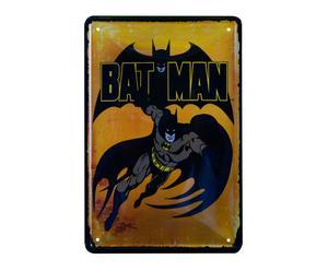 Decoratieve wandplaat Batman, 20 x 30 cm